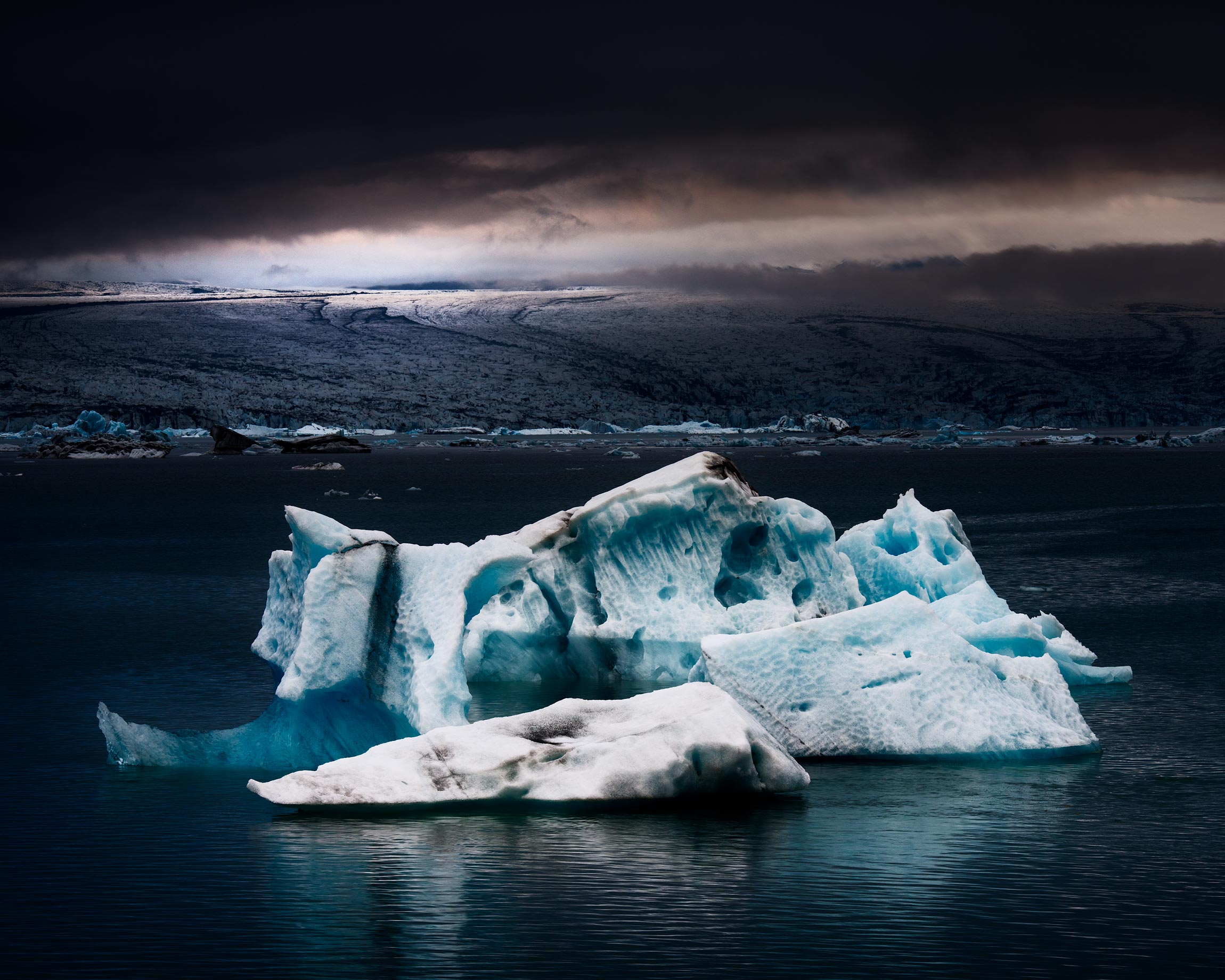 Ice Lake, Jokulsarlon