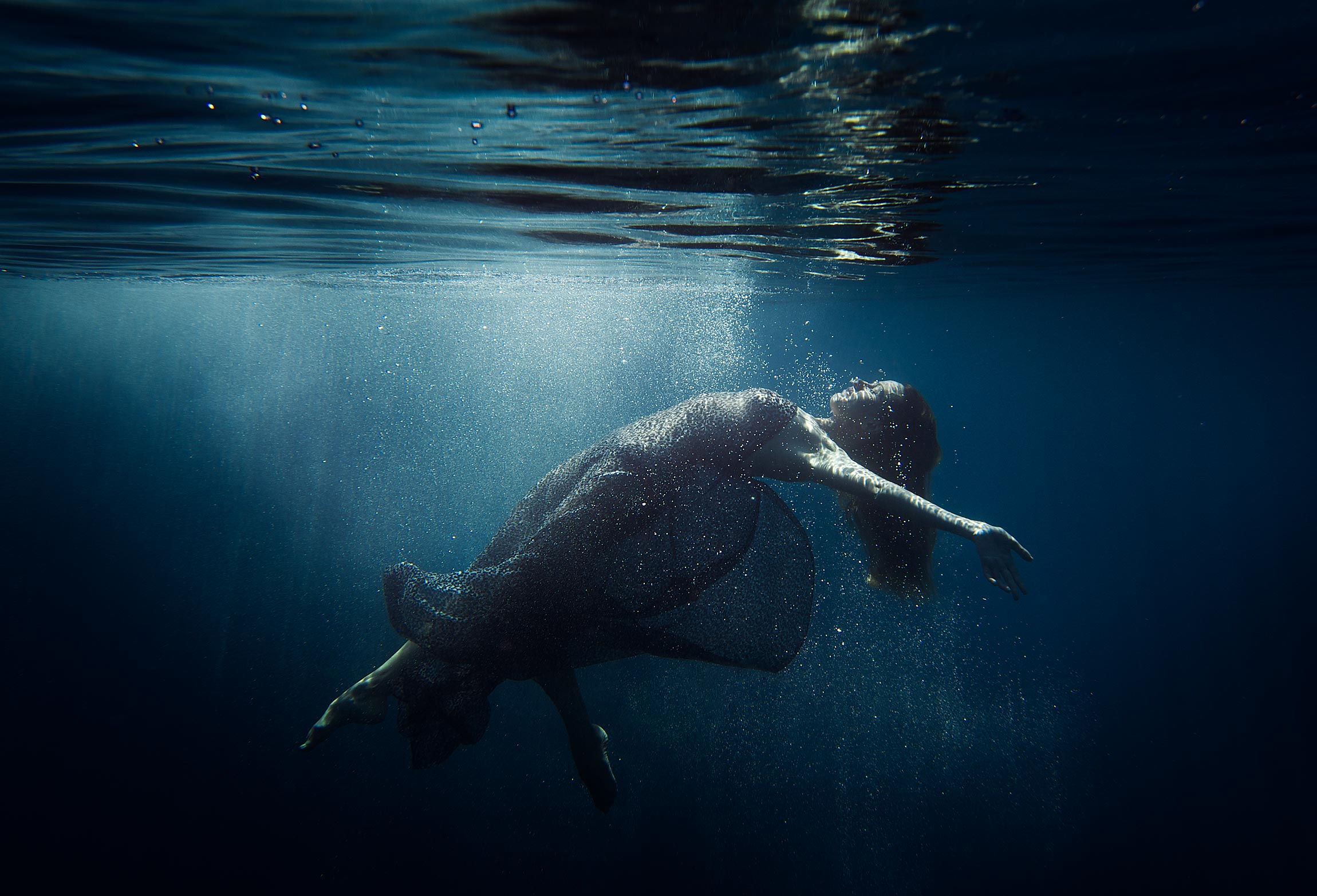 Underneath the surface