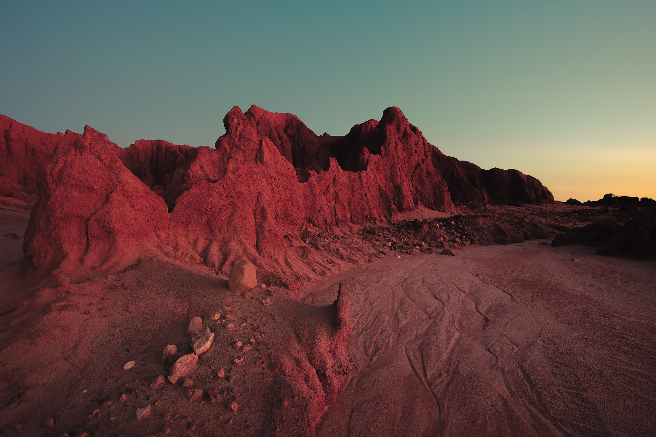Red Earth, Dampier Peninsula