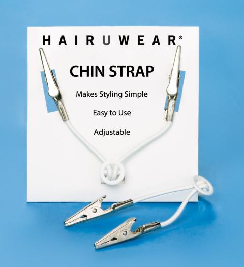 CHIN STRAP by HAIRUWEAR