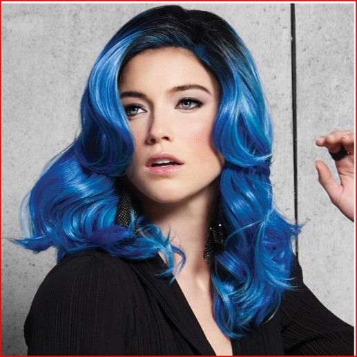 Hairdo's Blue Waves wig (H351)