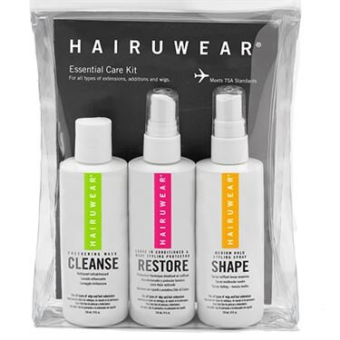 HAIRUWEAR travel kit