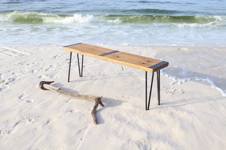 Reclaimed Wood Benches    Shop Now
