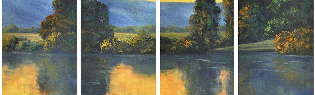 Rachel Harvey water painting