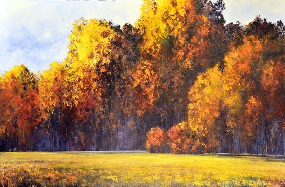 Autumn Reverence
