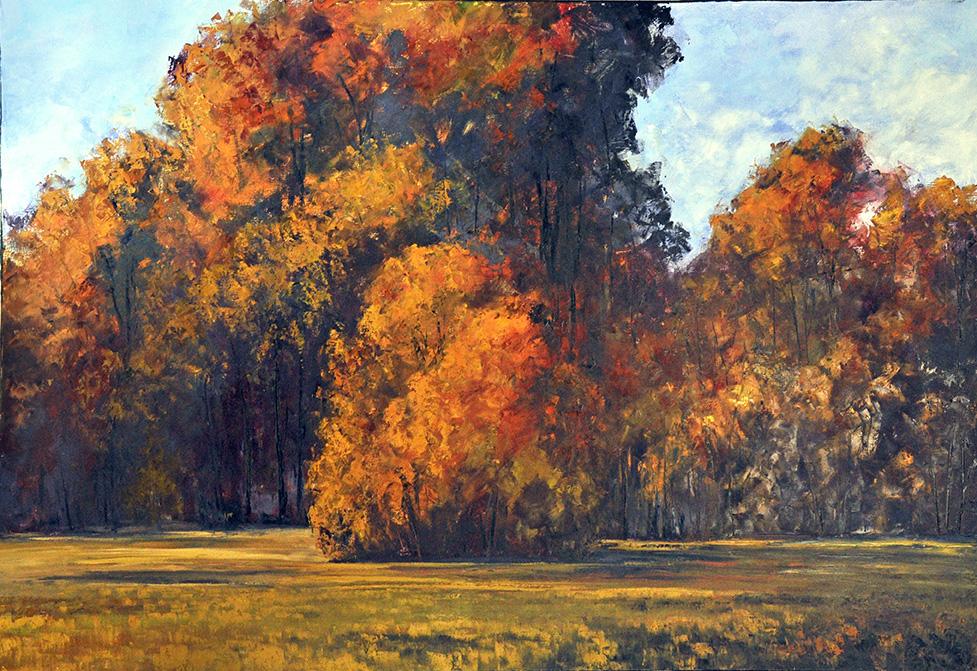 Autumn Poets Sing