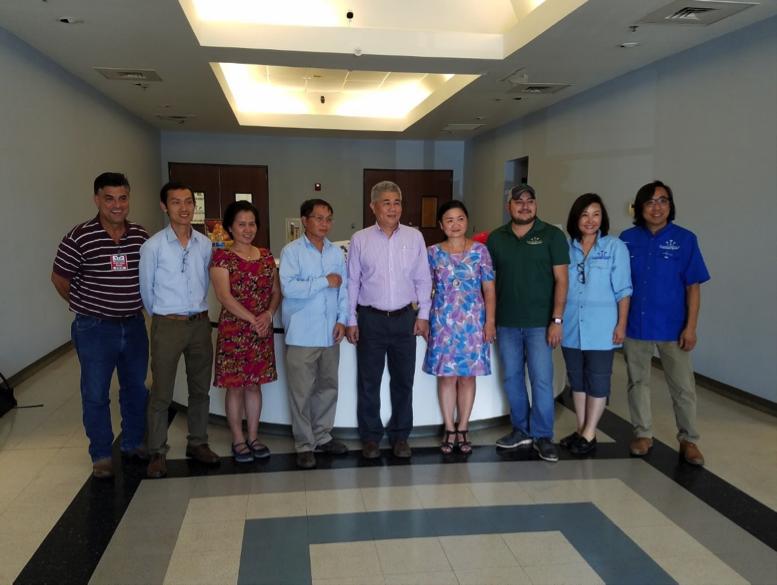 PPC Staff w/ Cochran Fellowship