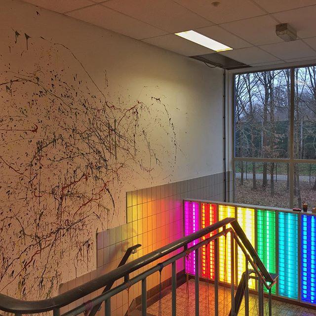 De Groene Afslag, upcycle headquarters. #reciproa #upcycle #degroeneafslag #reuse #makers #creative