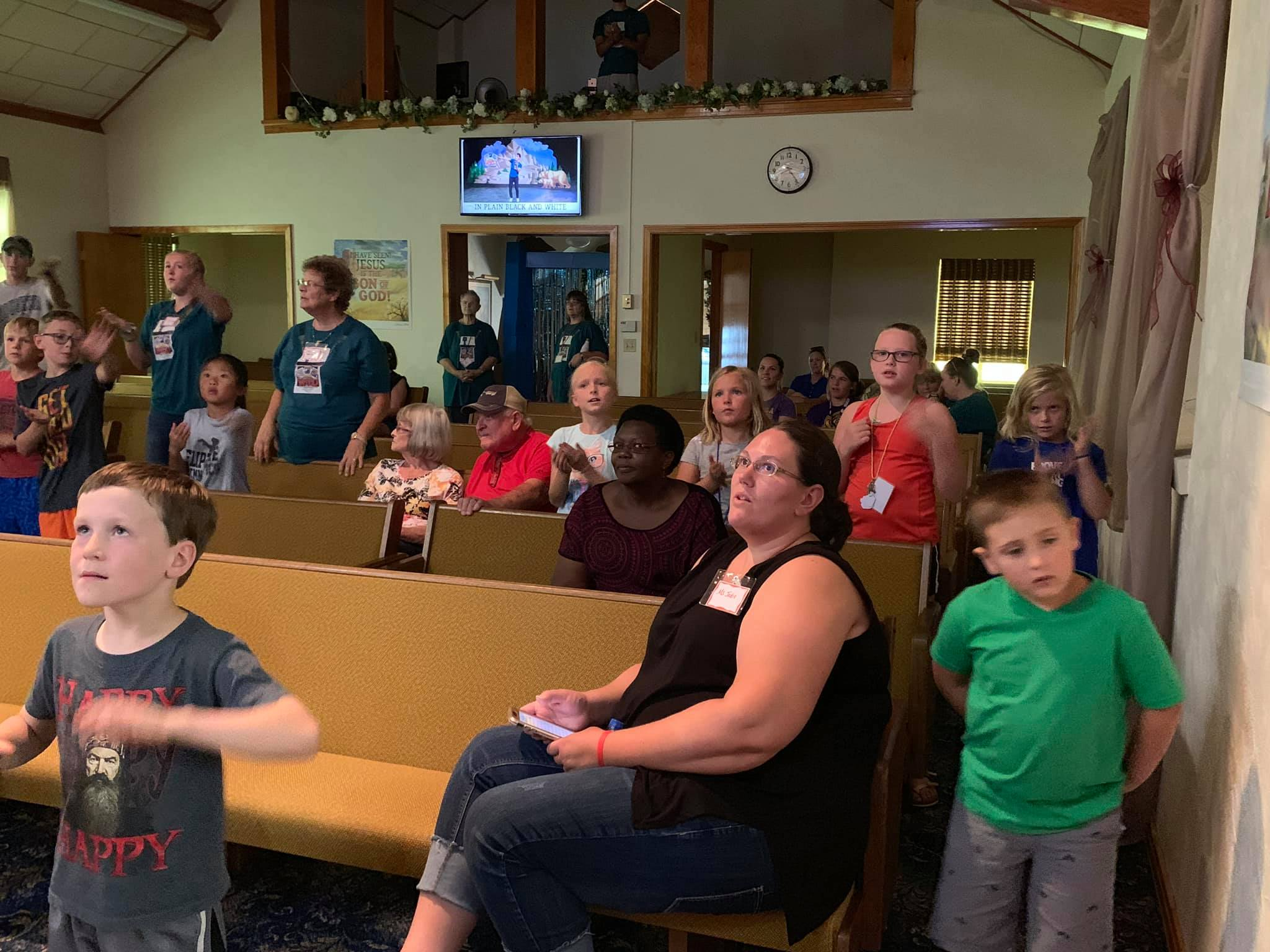 Vacation Bible School - 2019