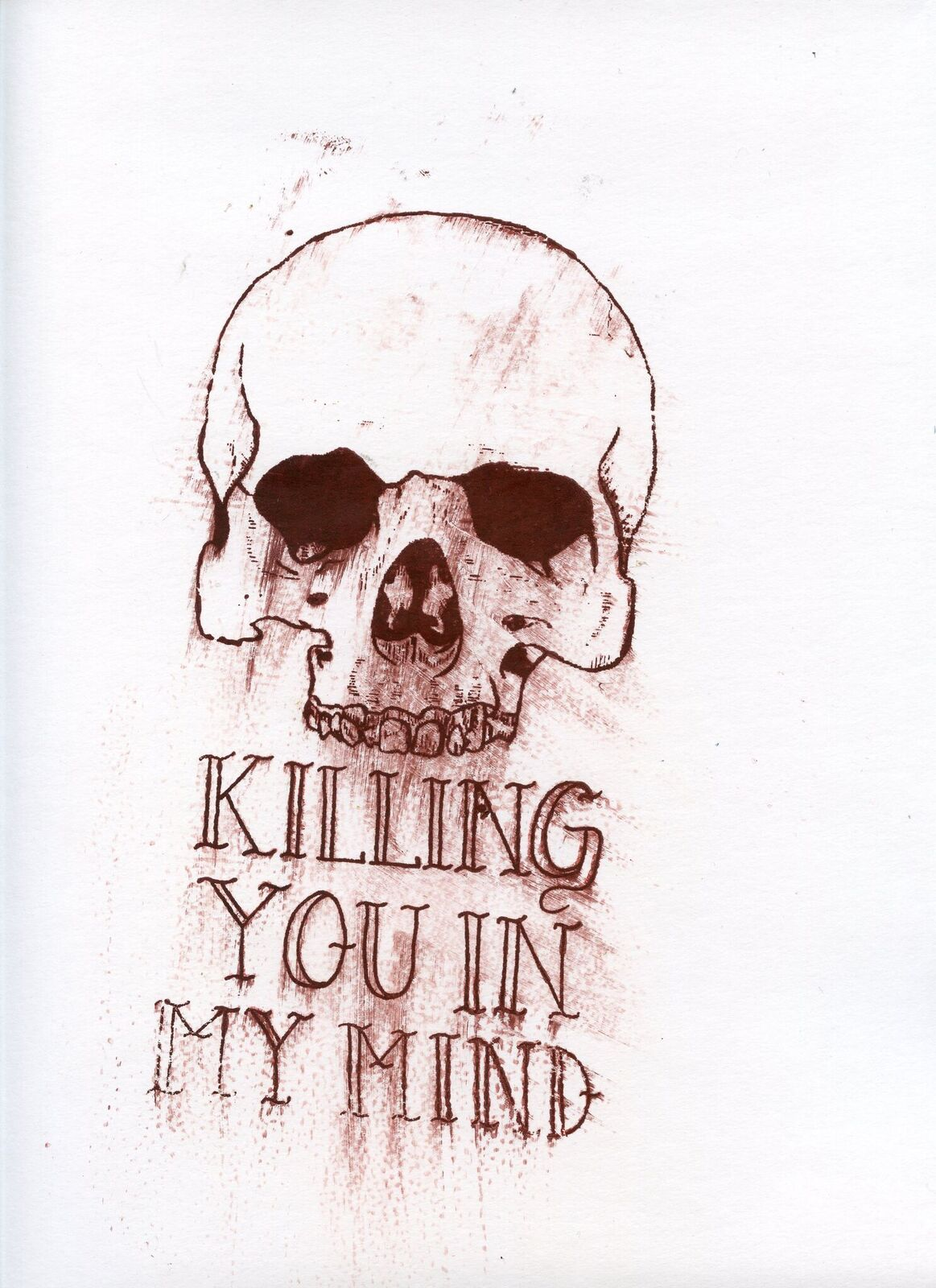 Killing You in My Mind