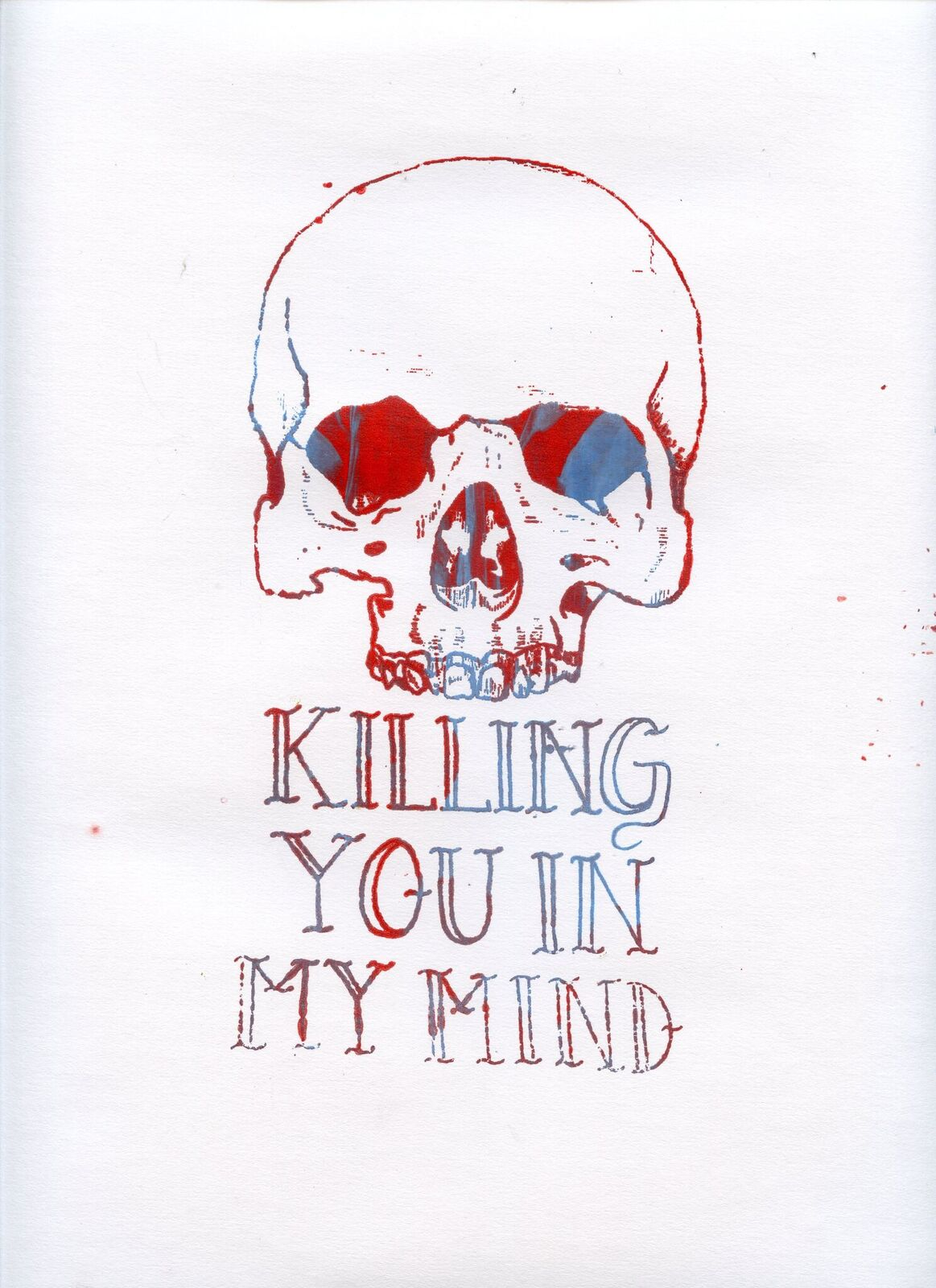 Killing You in My Mind II
