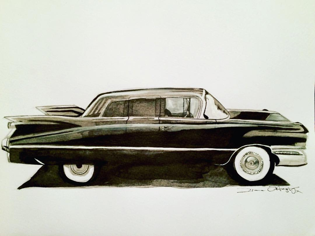 '59 Cadillac Coupe DeVille