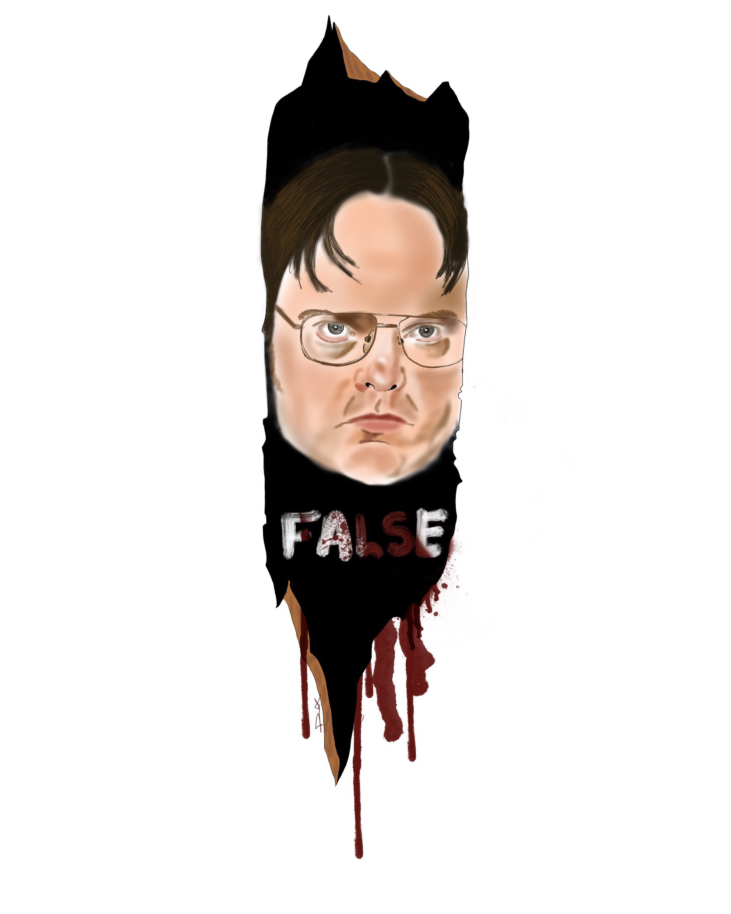 Here's Dwight