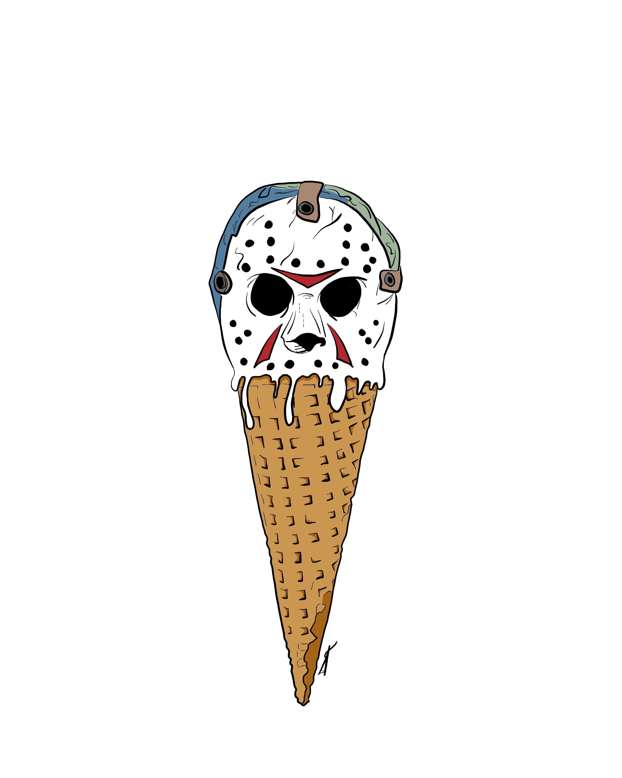 Ice Scream III - Jason Voorheen & Creme
