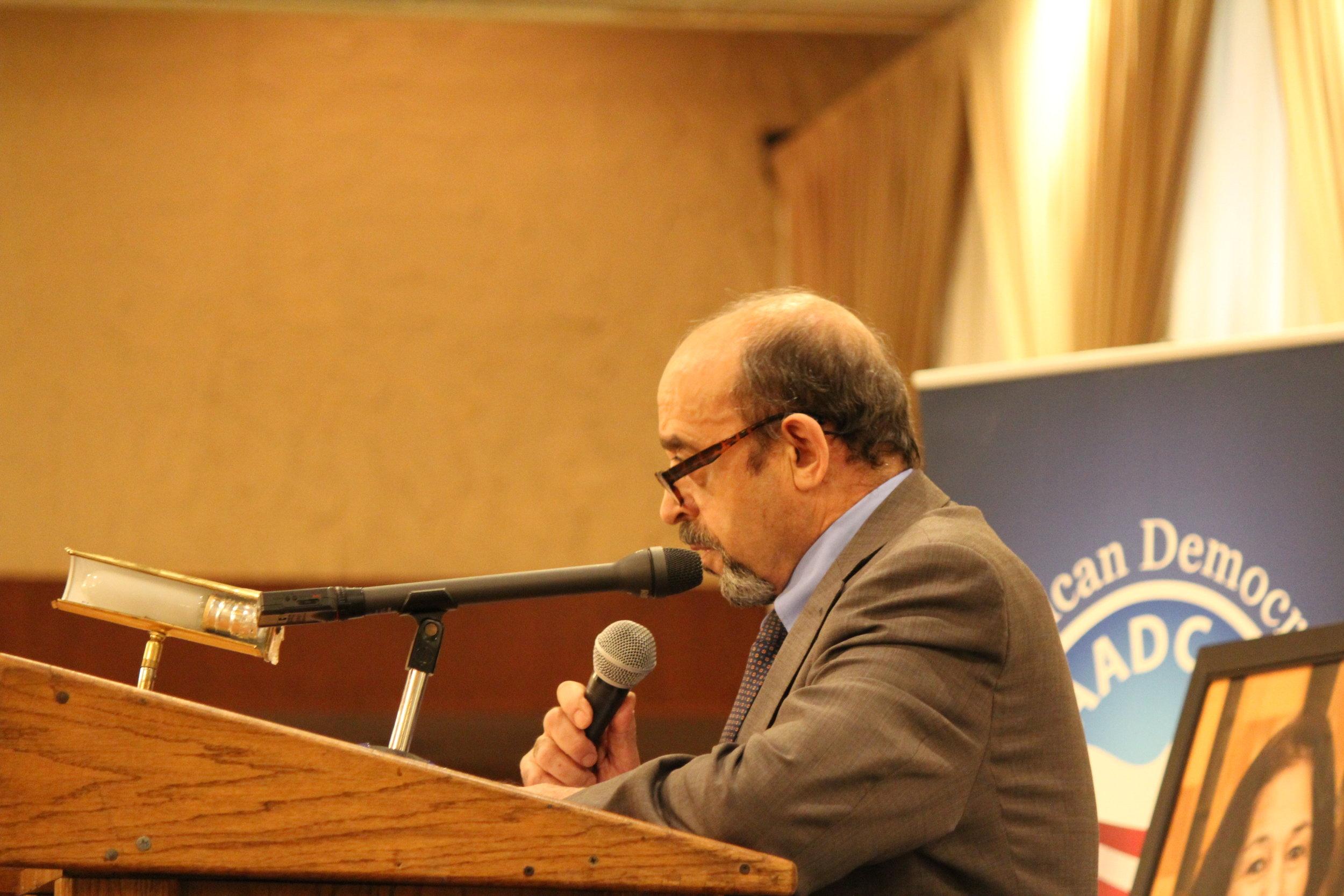 AADC Executive Director Samir Khalil