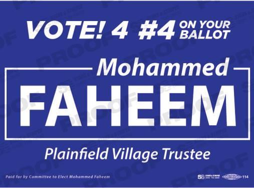 Faheem Plainfield campaign sign.jpg