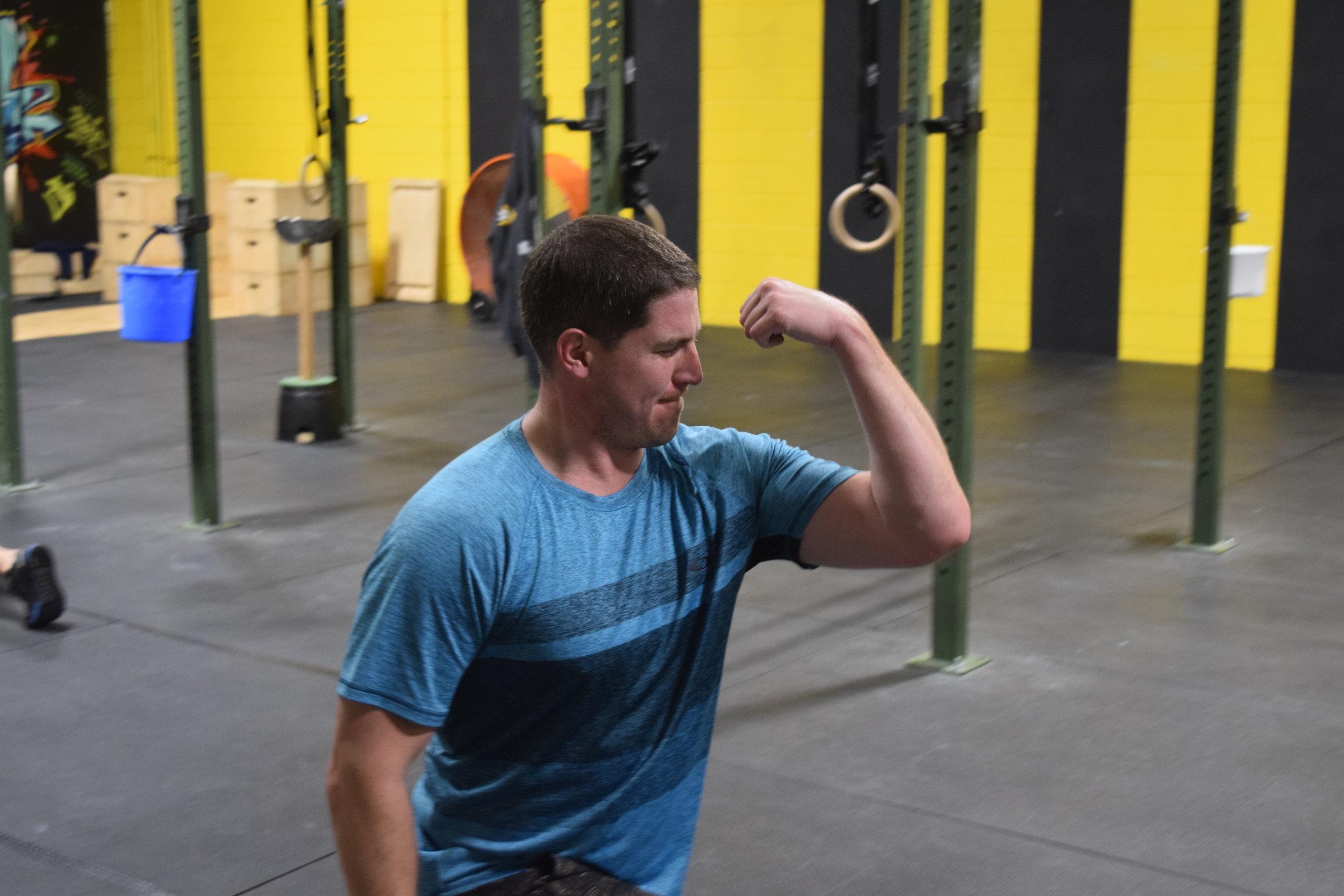 Get Those Biceps!