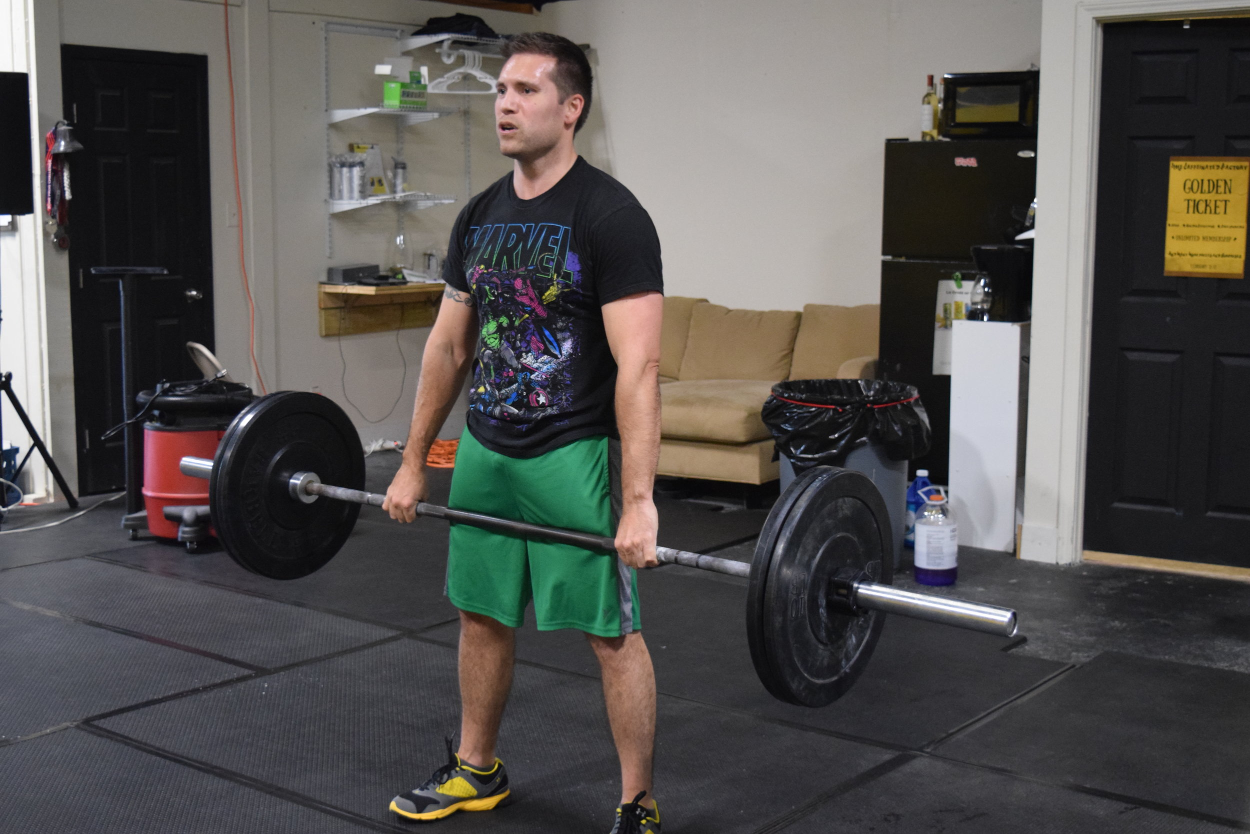 Owning The Barbell