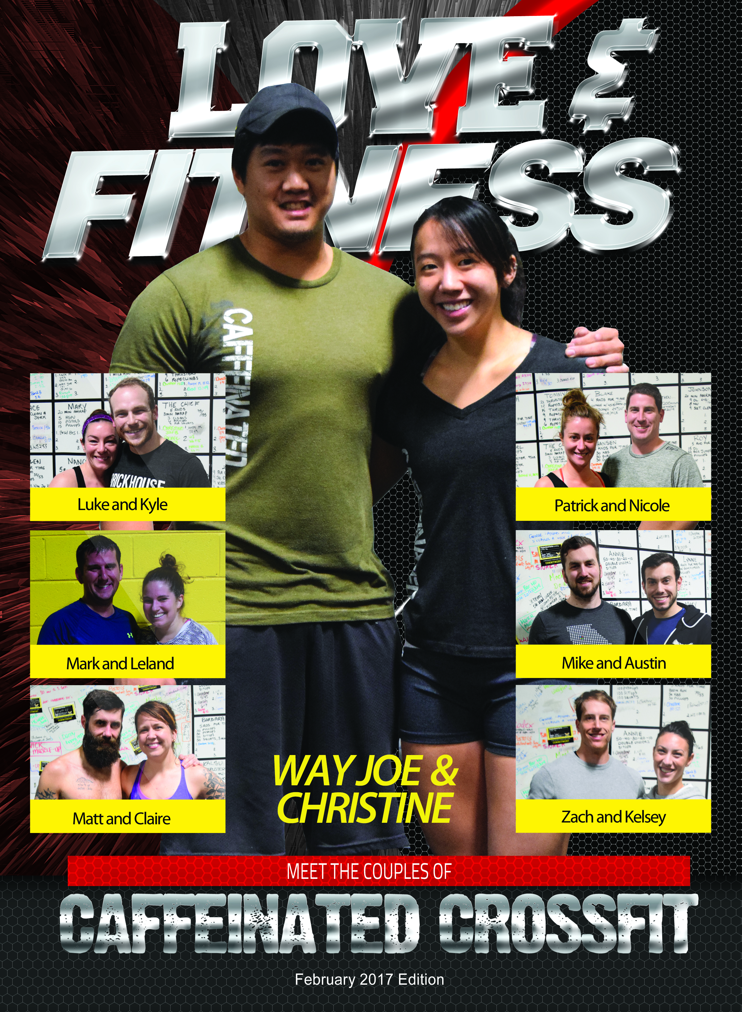 Couples of Caffeinated CrossFit