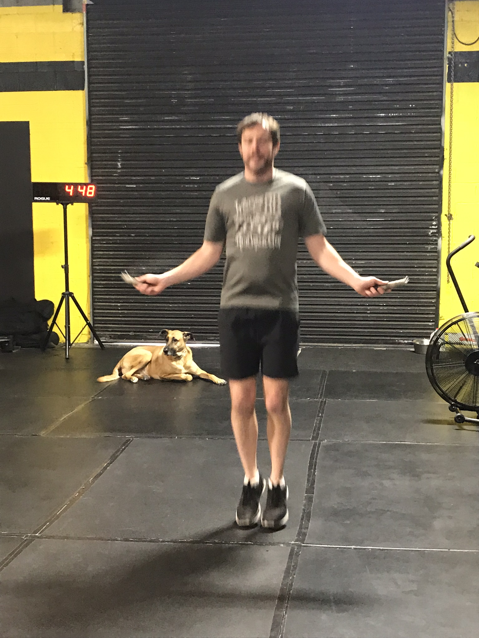 Double Unders and Pluto