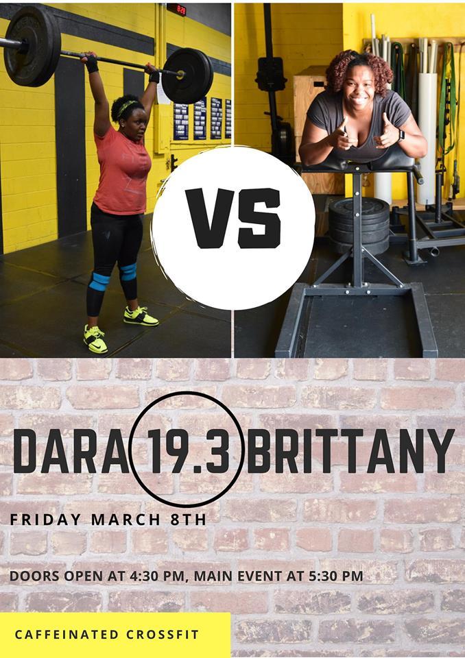 Dara vs. Brittany 19.3