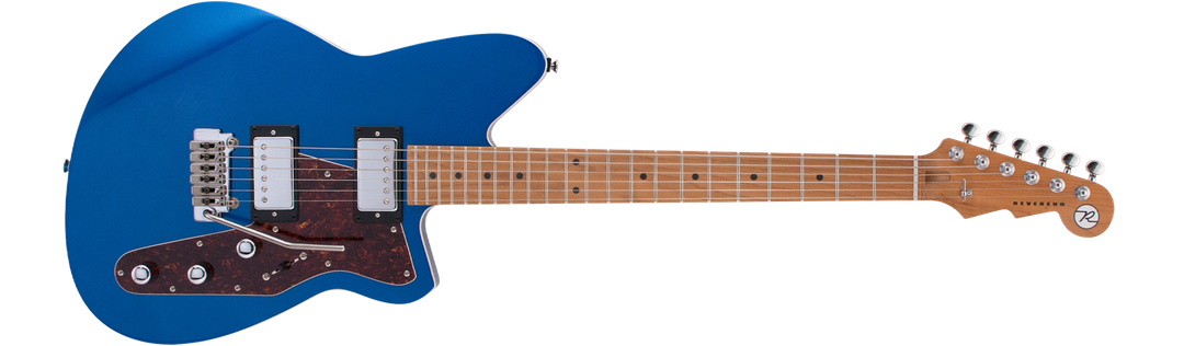 Jetstream HB Superior Blue With Roasted Maple Neck