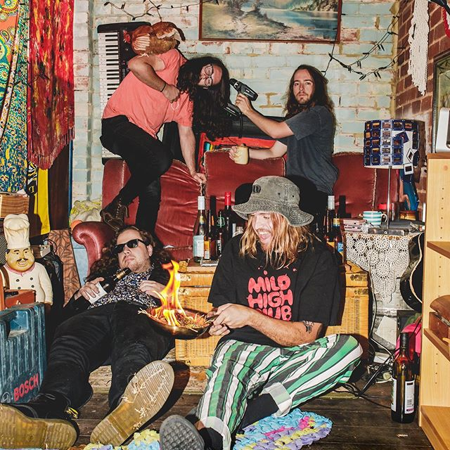 🚨 Low Ticket Alert 🚨 for tonight's @psychedelicprncrumpets show with @levitation_room + @heavy_trip_band, presented by @TimbreConcerts!  Doors at 8:00, Show 9:00.