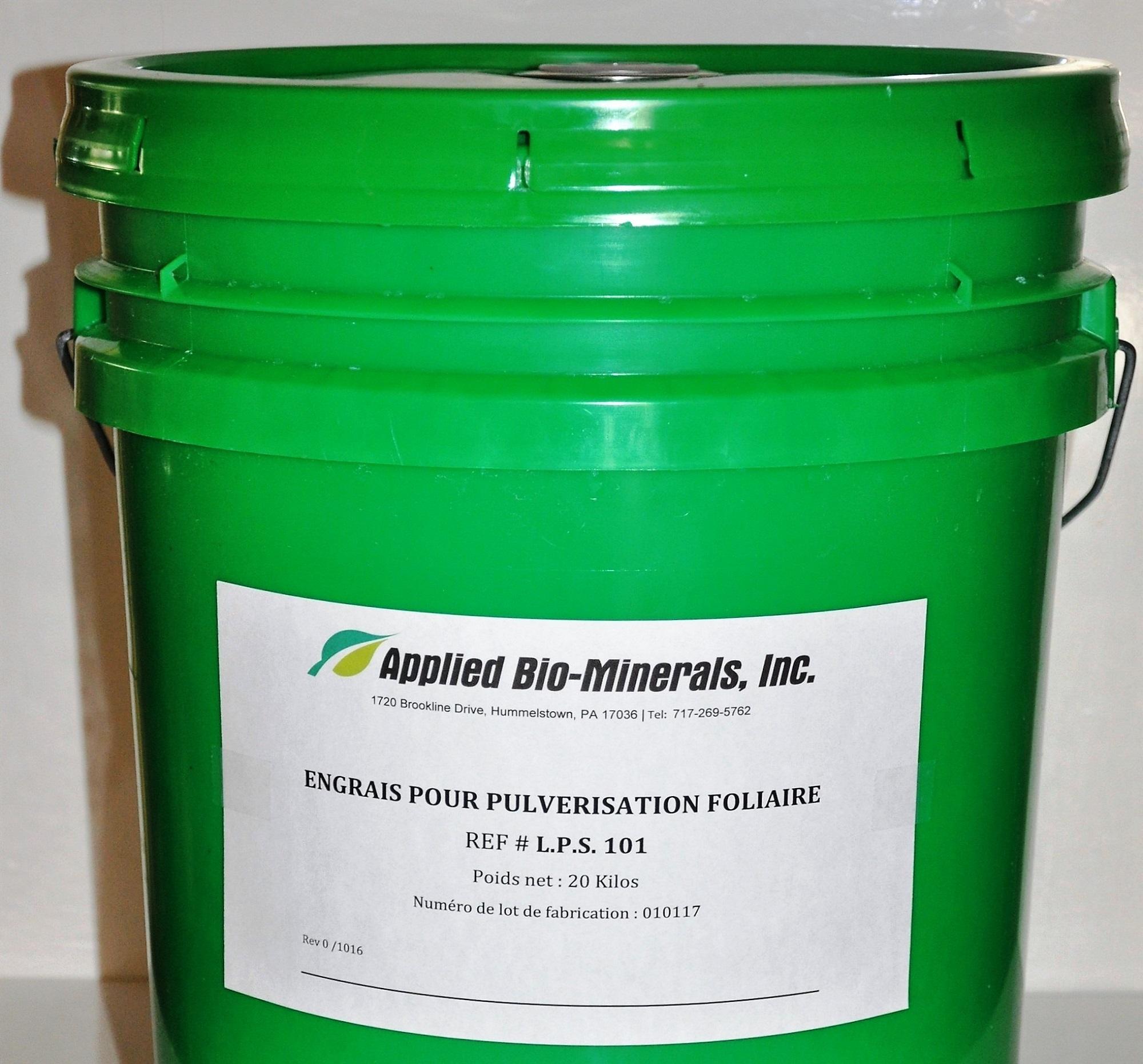 Applied Bio-Minerals - ABM - Agriculture Durable-biologique - LPS 101.JPG