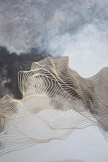 "inspiration - ""Storm at Sea,"" 2014"