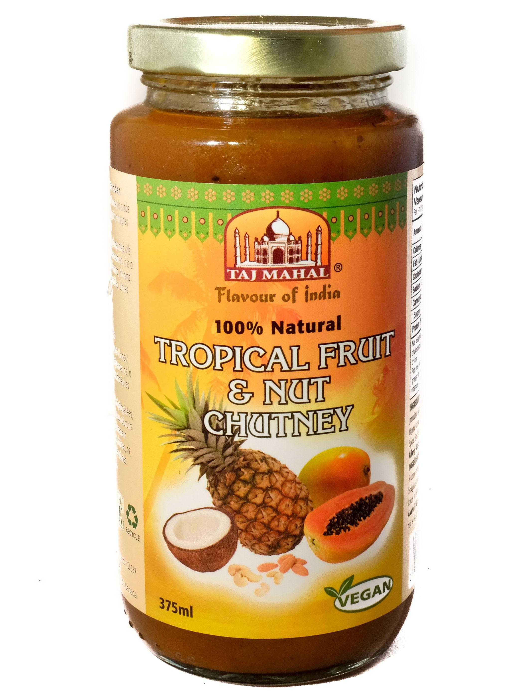 Tropical Fruit & Nut Chutney