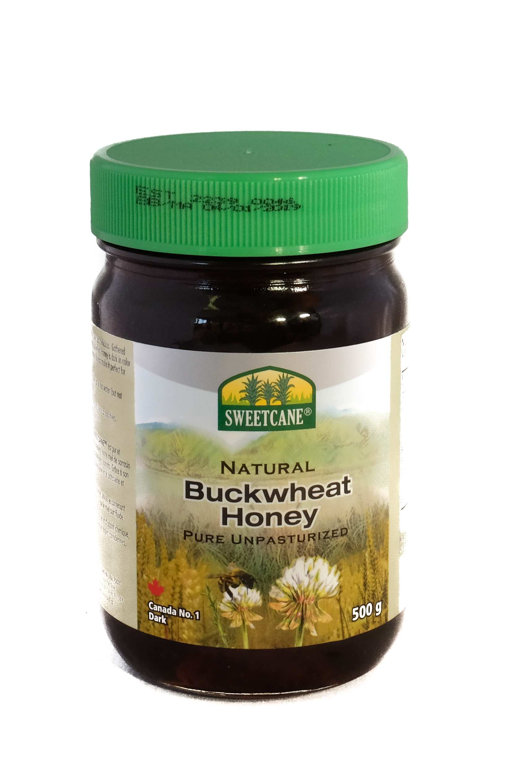 Natural Buckwheat Honey