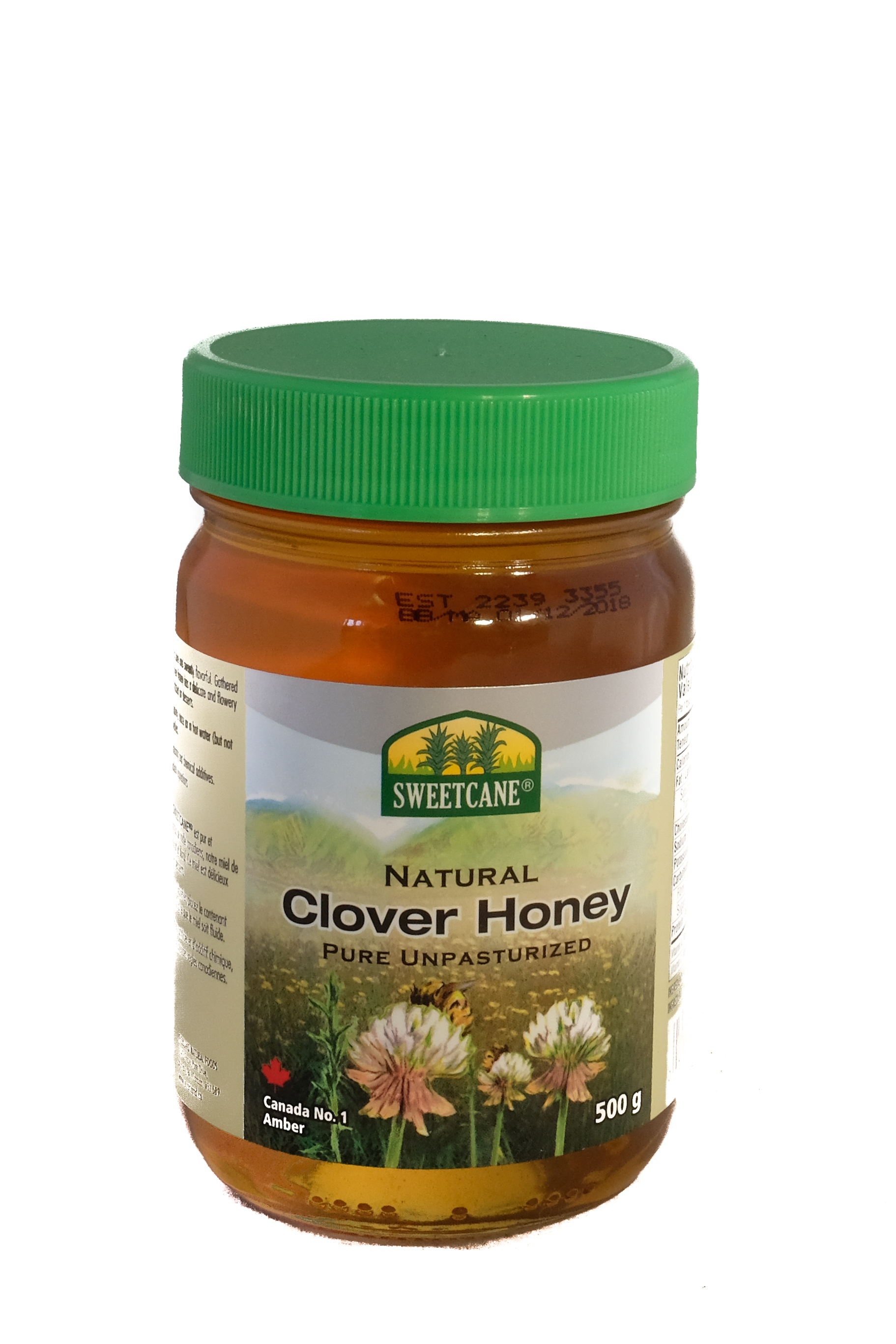 Natural Clover Honey