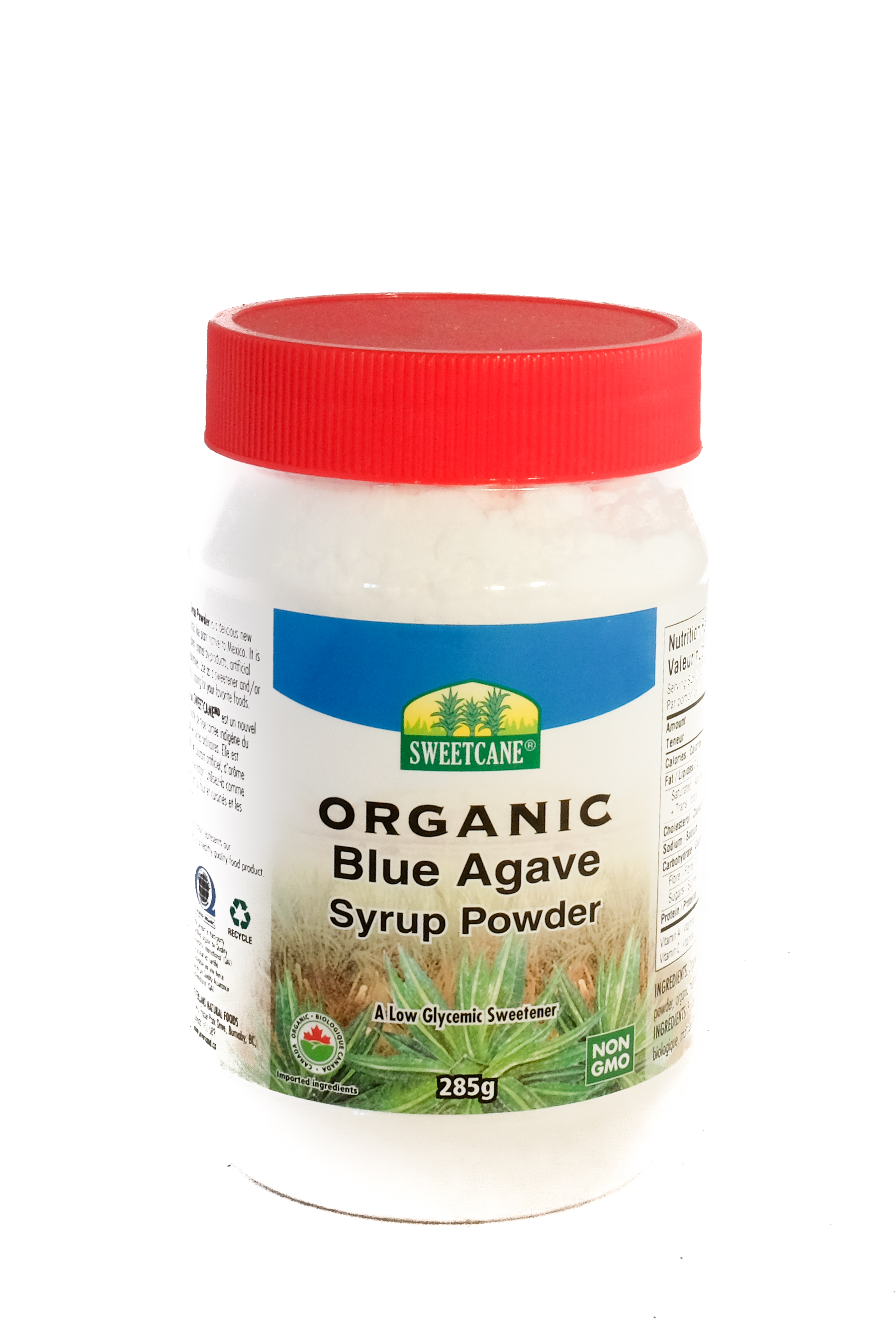 Organic Blue Agave Syrup Powder