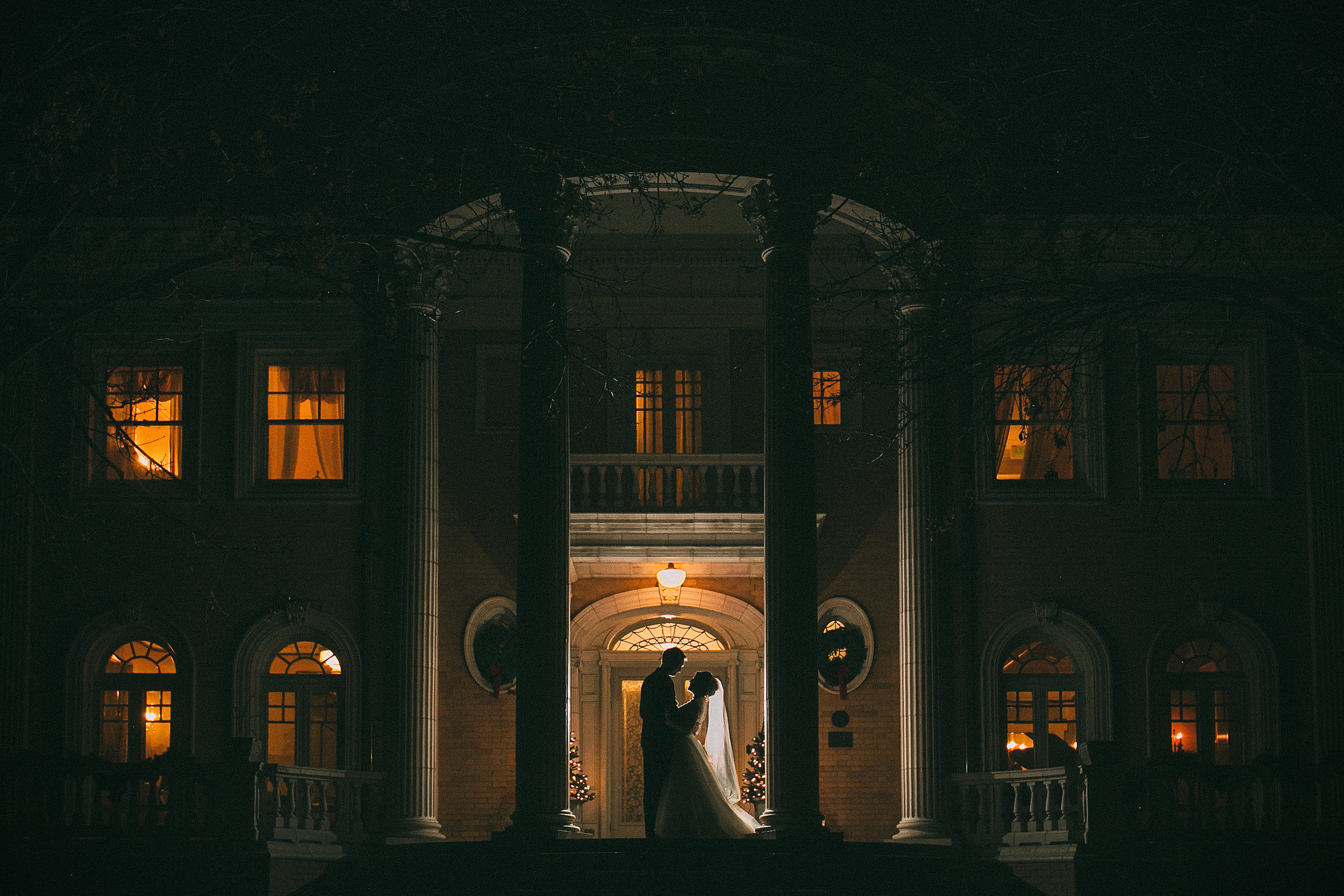 Denver Mansion Wedding Photographer