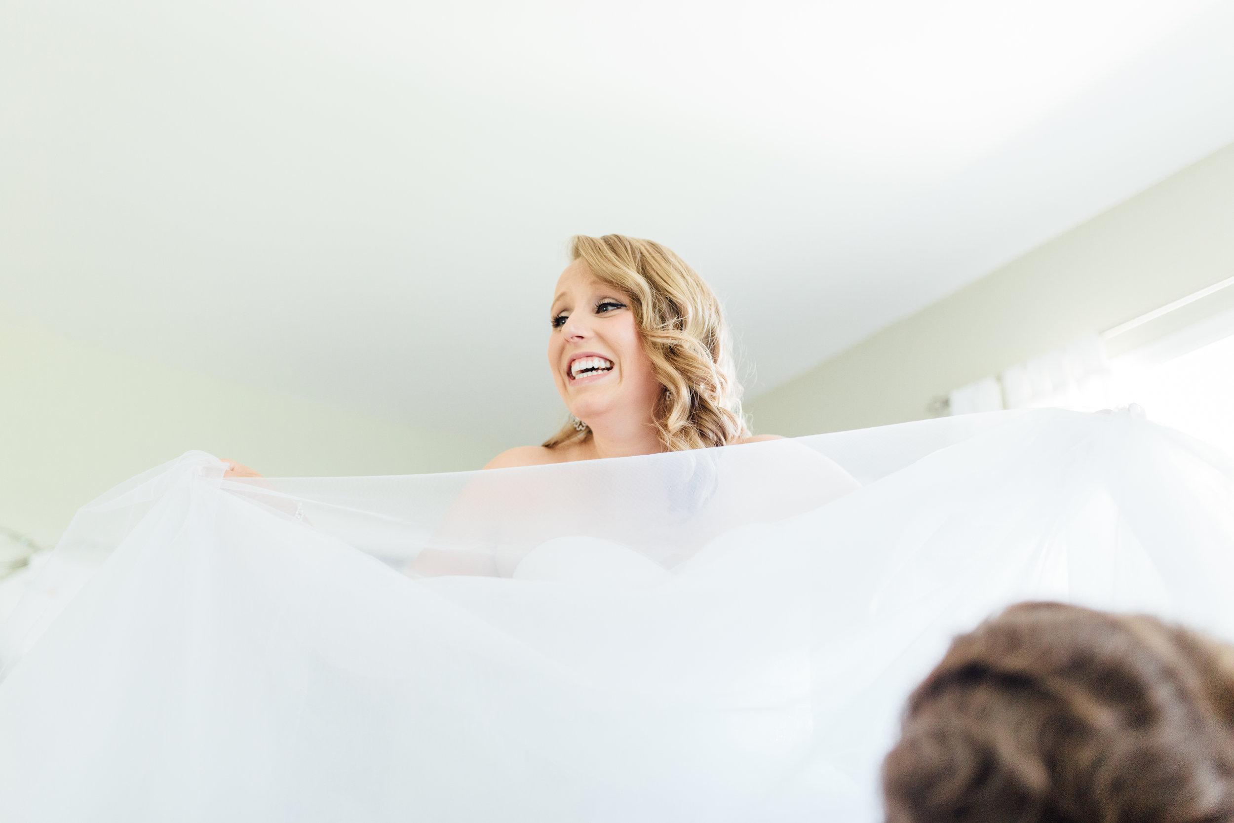 Arlington Washington Wedding Photographer