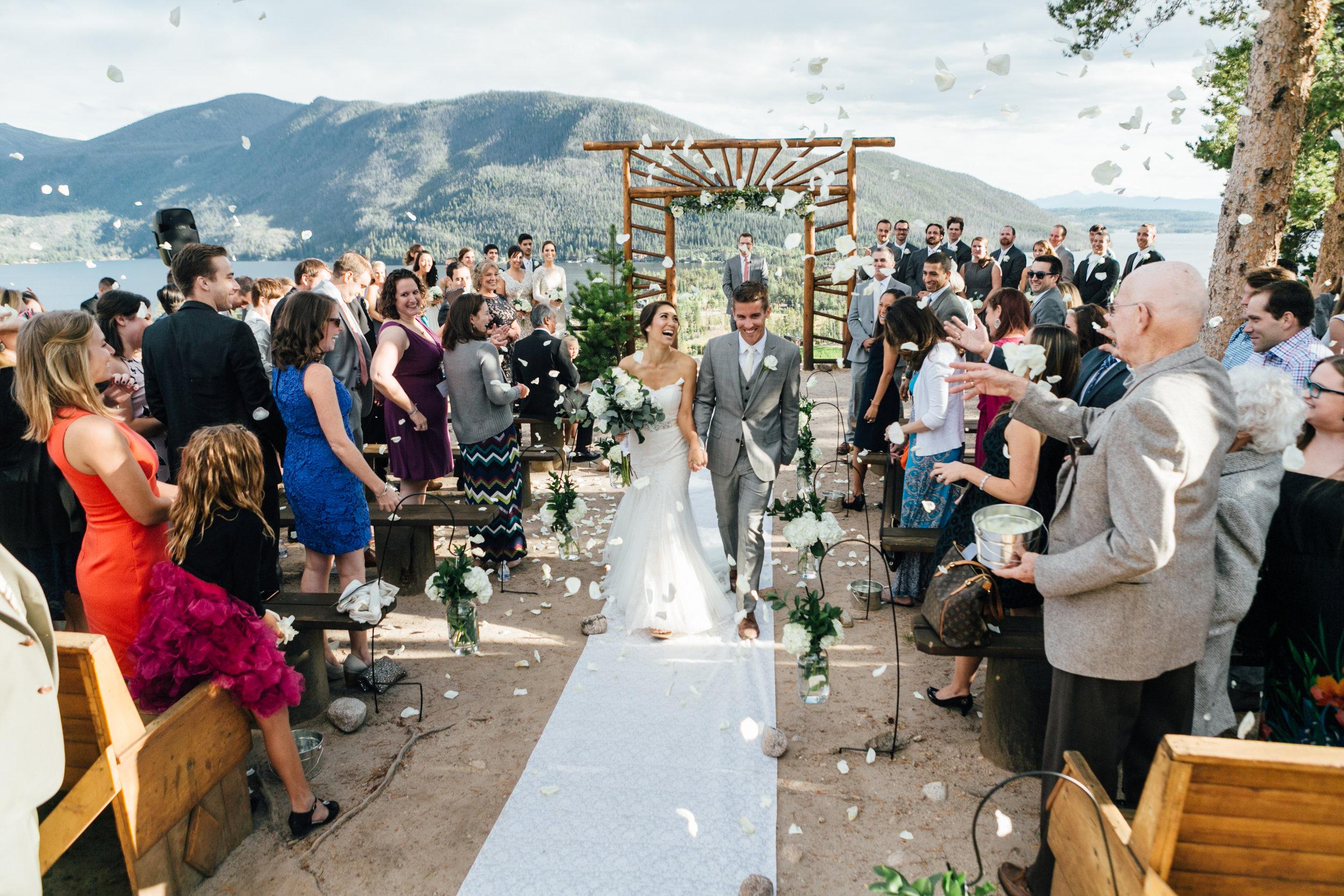 Estes Park Colorado Wedding Photographer