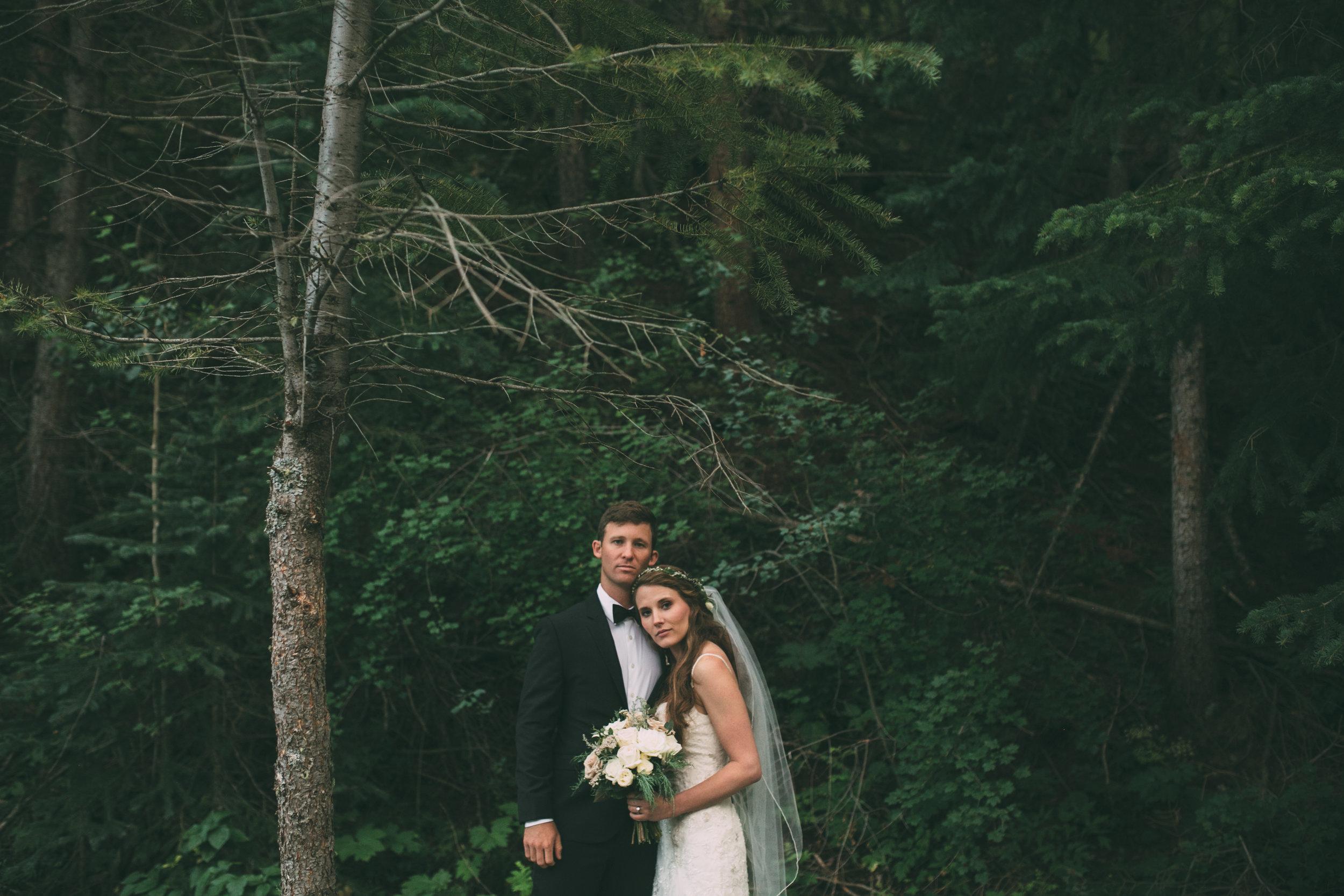 Idaho Springs Wedding Photography