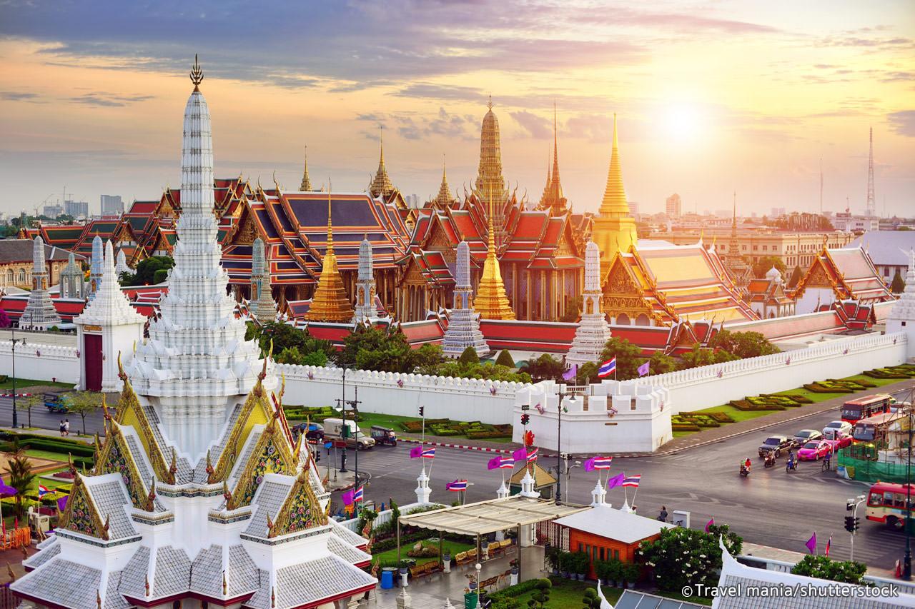 Grand Palace • Bangkok
