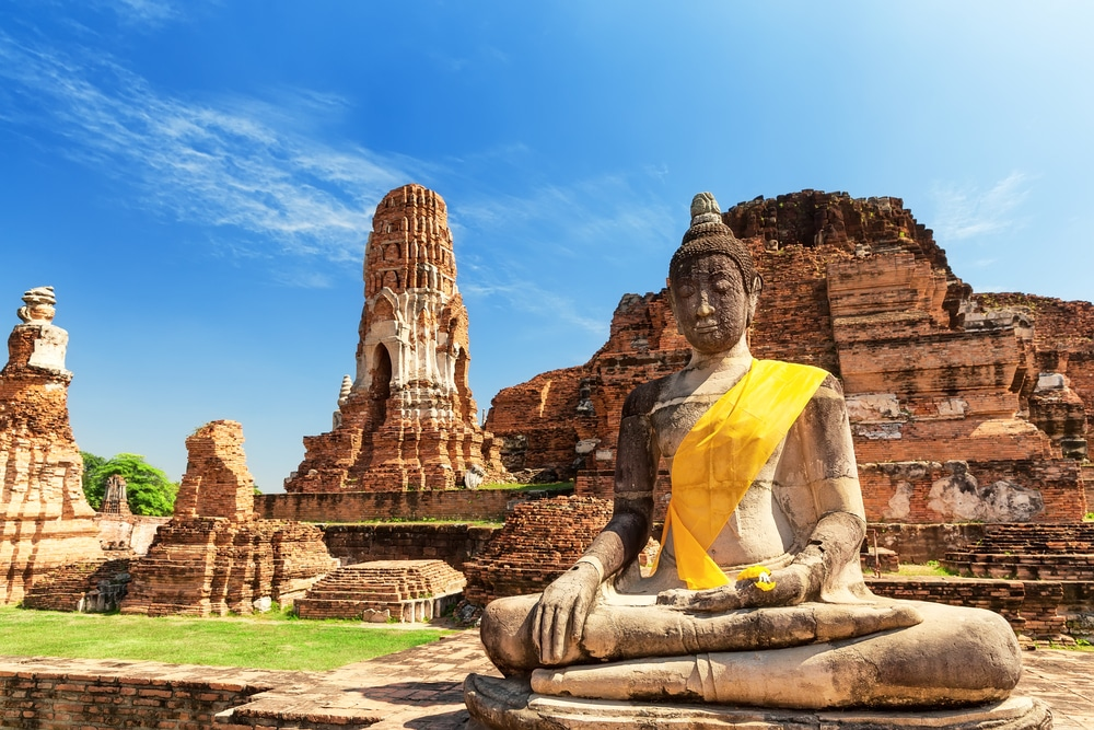 Ayuthaya • temples