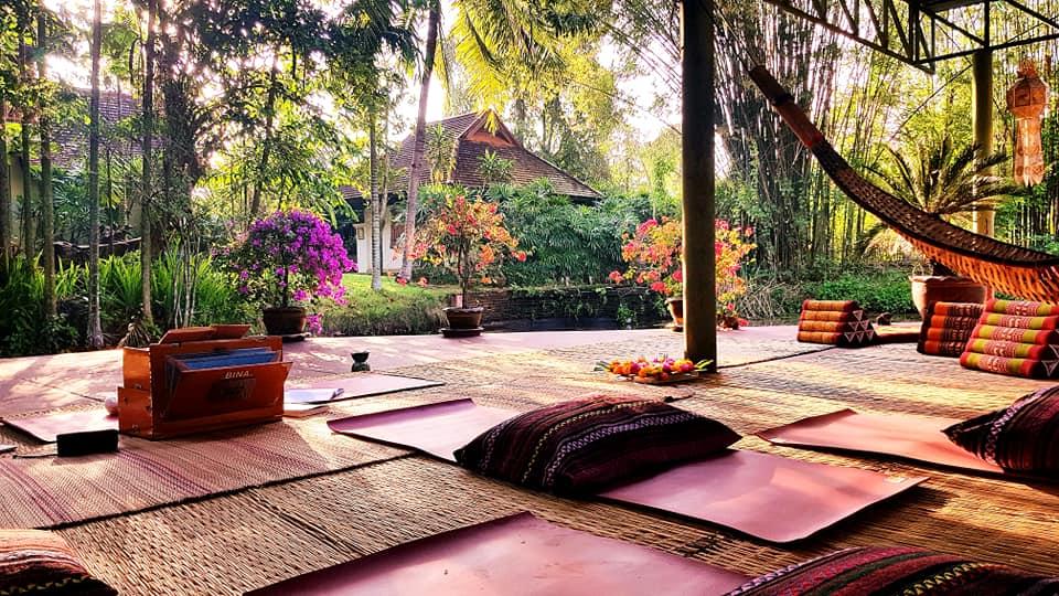 In Chiang Mai • Taladya