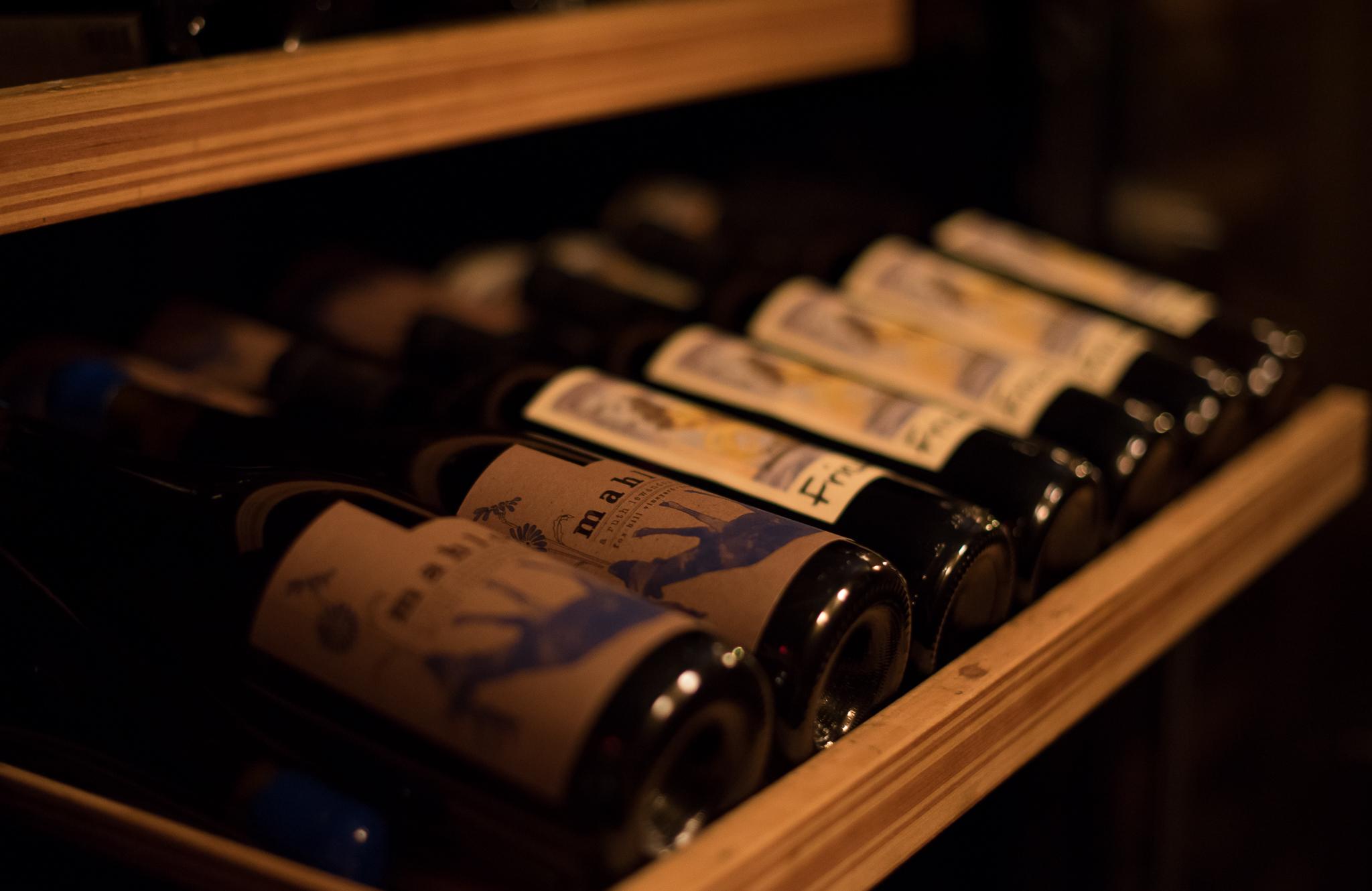 Wine -