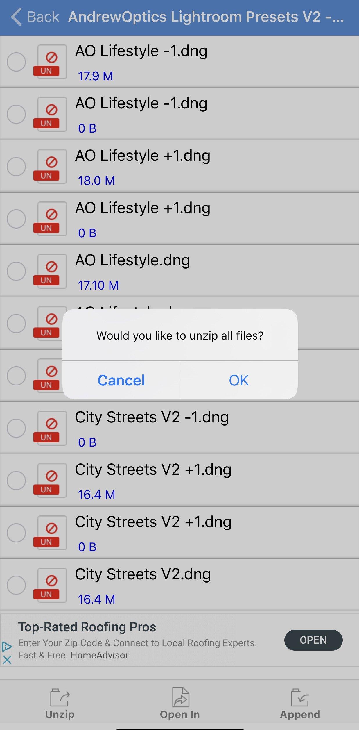 How to Install Lightroom Mobile Presets Without Desktop — AndrewOptics