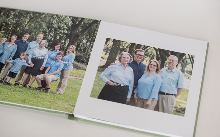 Inside-Pages-of-Family-Photo-Album-Bellaire-Photographer.jpg