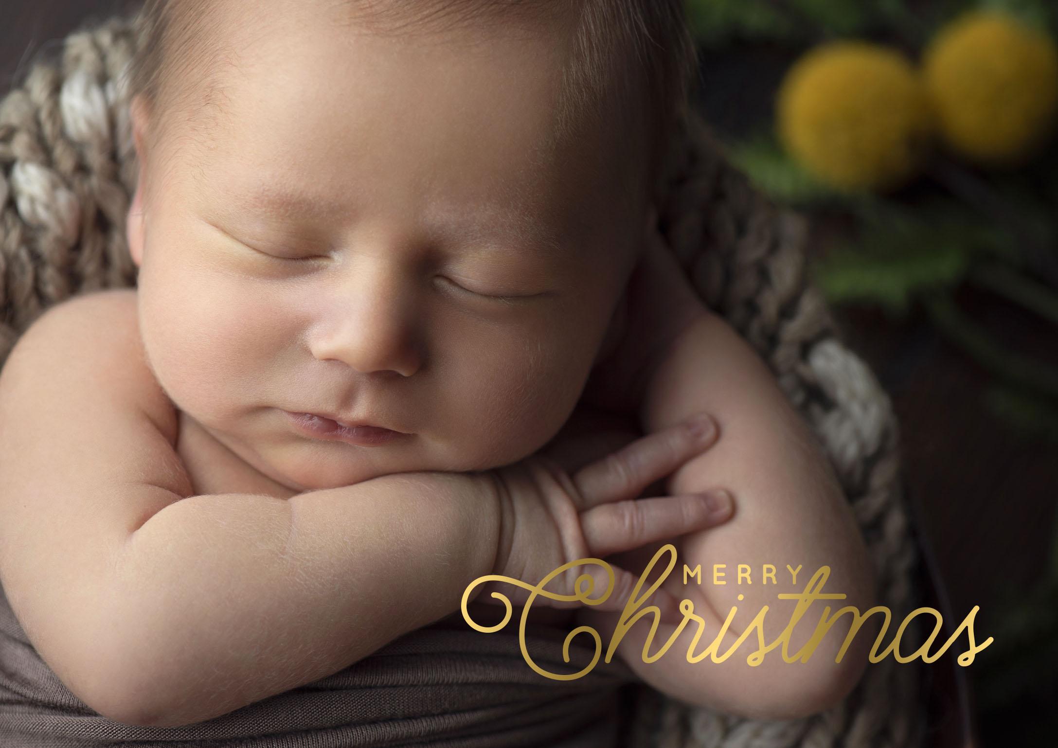 Merry Christmas Christmas card
