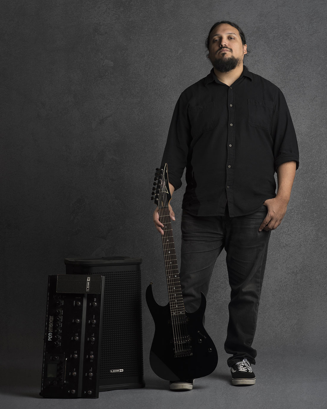 Guitarist - Ibanez Guitars, Line 6