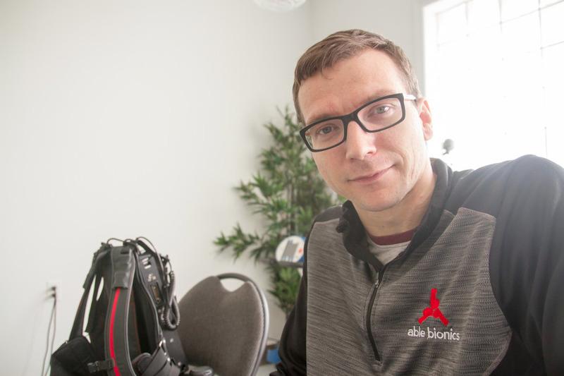 MitchELL Brogan – Able bionics FOUNDATION Board CHAIRMAN