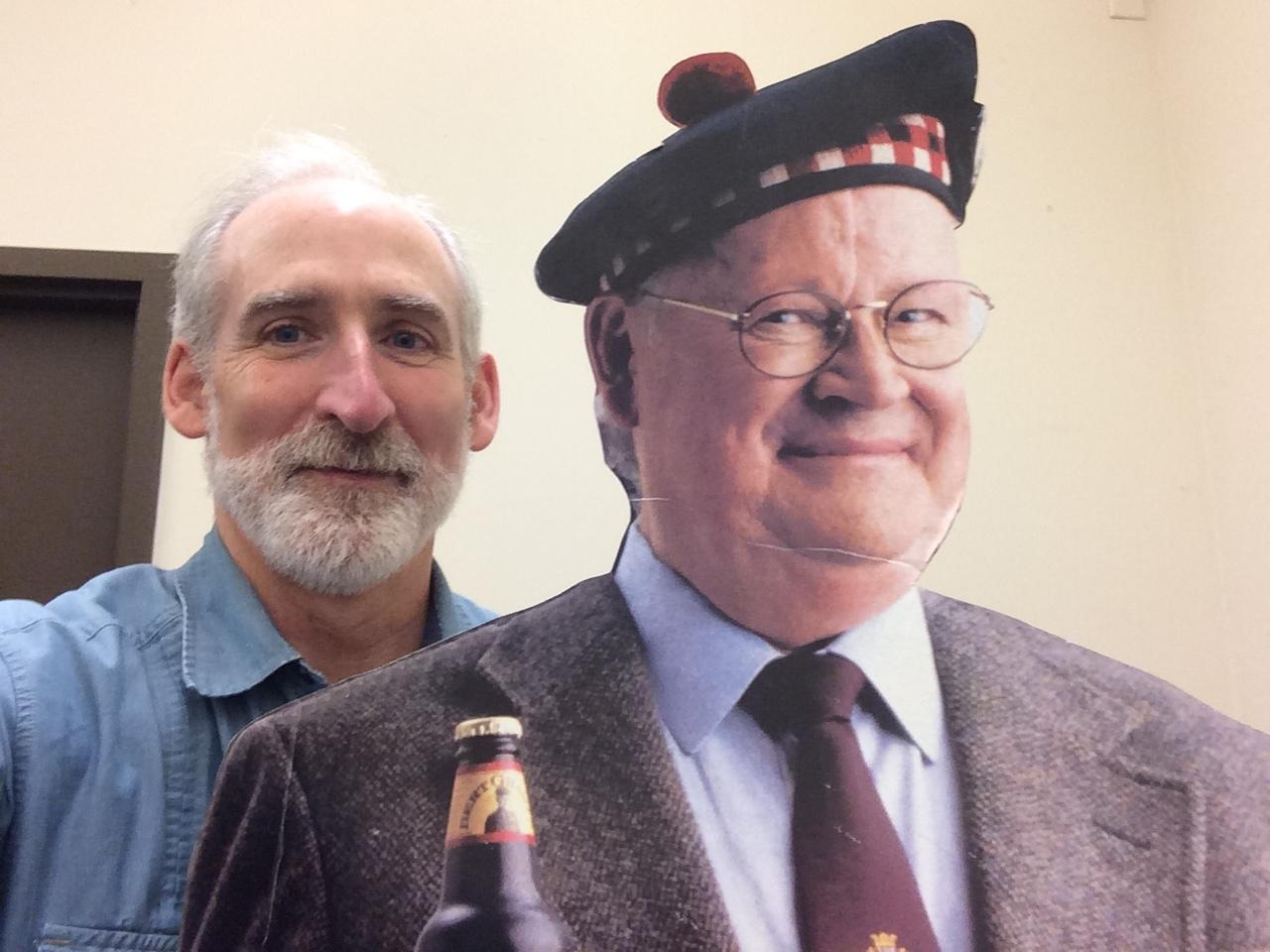 Bert Grant Selfie.JPG