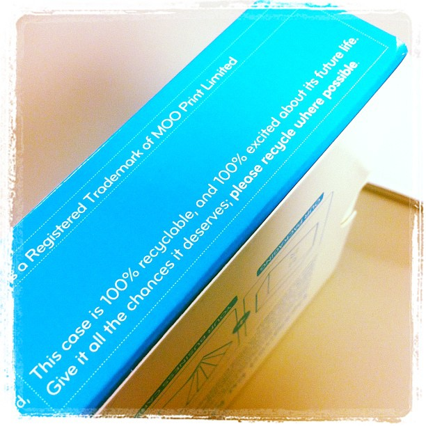 100% recyclable… (Taken with  instagram )