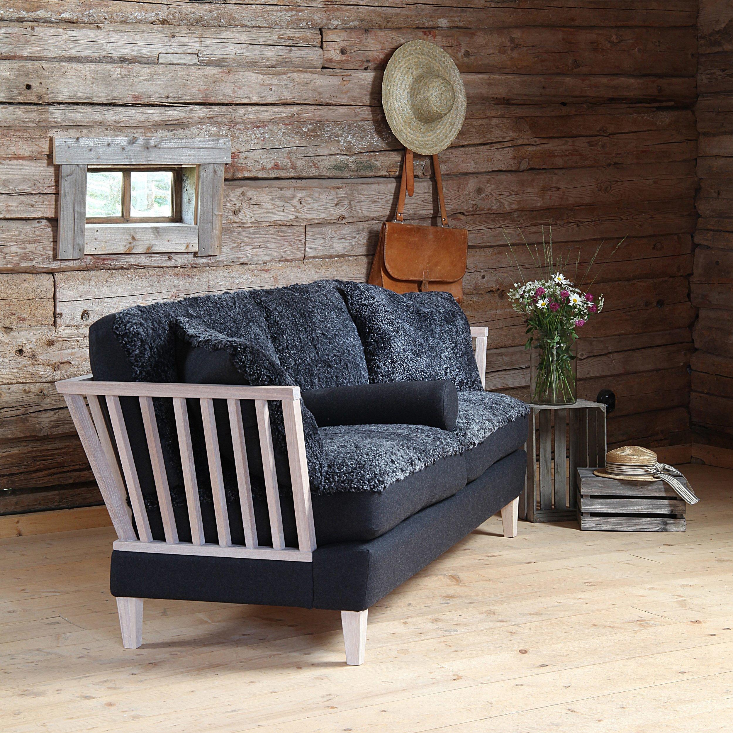 Nye sofaer - Velkommen til Østerøya for en prøvesitt