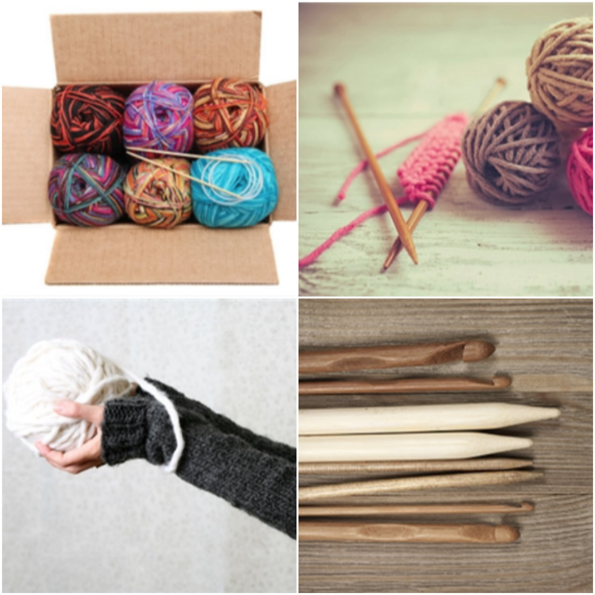 Fiber fun! Treat yourself to a GetKit made just for you by The Lady Cave.